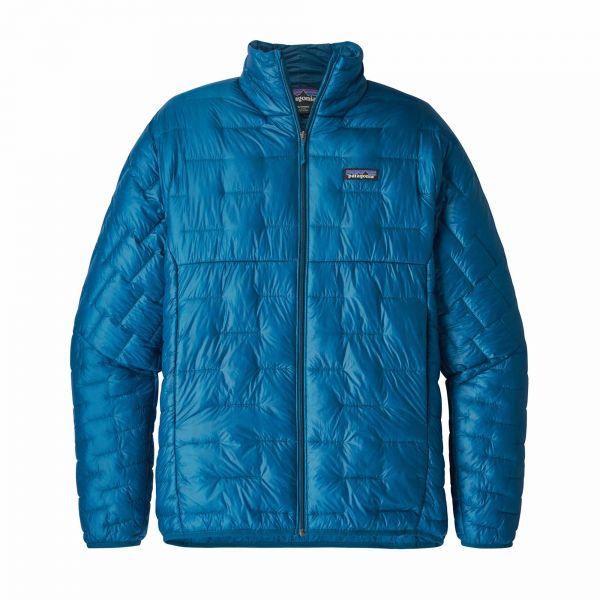 Patagonia M´s Micro Puff Jacket Herren Isolationsjacke Balkan Blue