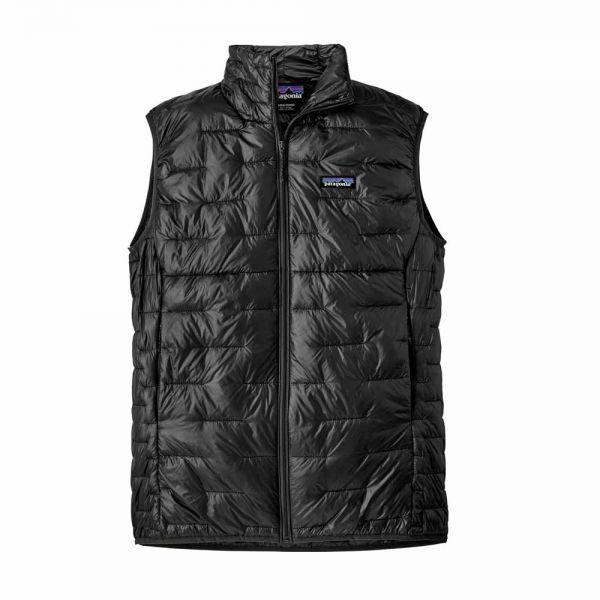 Patagonia M´s Micro Puff Vest Herren Weste Black