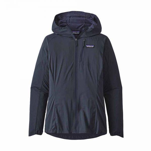Patagonia W´s Houdini Air Jacket Damen Laufjacke smolder blue