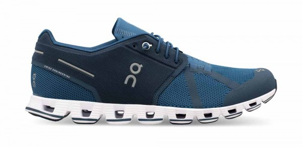 On Cloud Laufschuh Herren | Blue / Demin