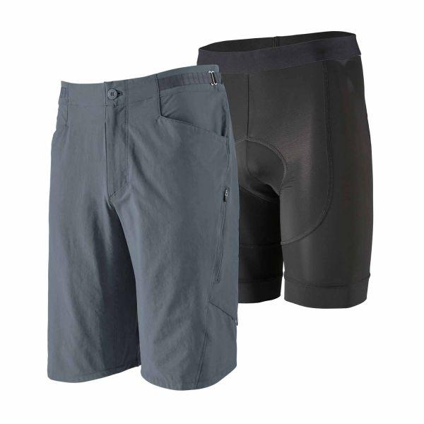 Patagonia M's Dirt Craft Bike Shorts Plume Grey