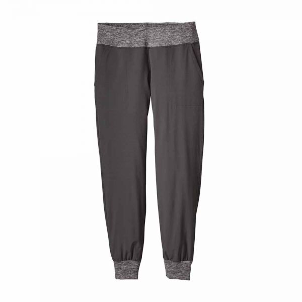 Patagonia W´s Happy Hike Studio Pants forge grey