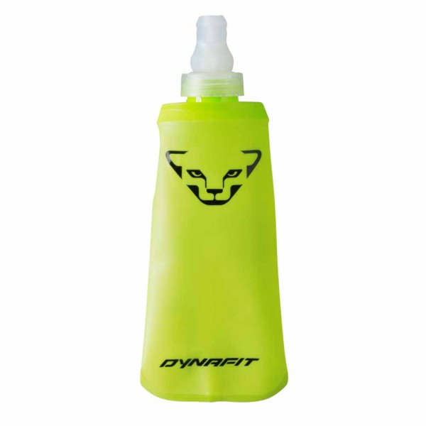 Dynafit Flask 250ml Trinkflasche fluo yellow black