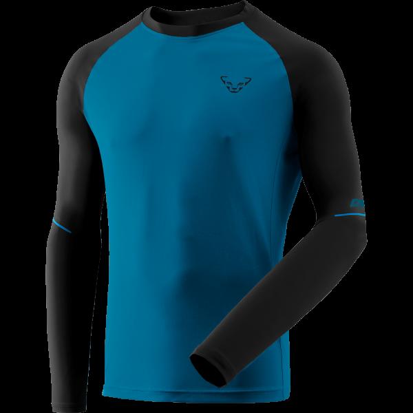 Dynafit Alpine Pro Langarm Tee Black Out Ref/8560