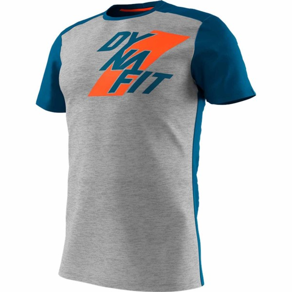 Dynafit Transalper Light T-Shirt HerrenNimbus Melange