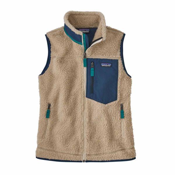 Patagonia Women's Classic Retro-X® Vest Dark Natural