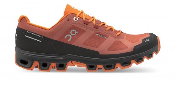 On Cloudventure Waterproof Rust - Orange Herren Schuhe