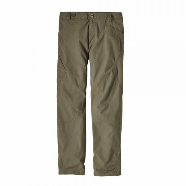Patagonia M´s Venga Rock Pants Hose industrial green