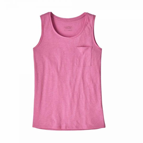 Patagonia W's Mainstay Tank marble pink