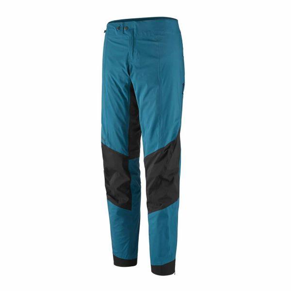 Patagonia M's Dirt Roamer Storm Pants Crater Blue