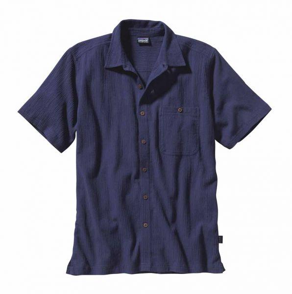 Patagonia M´s A/C Shirt Herren Shirt Classic Navy