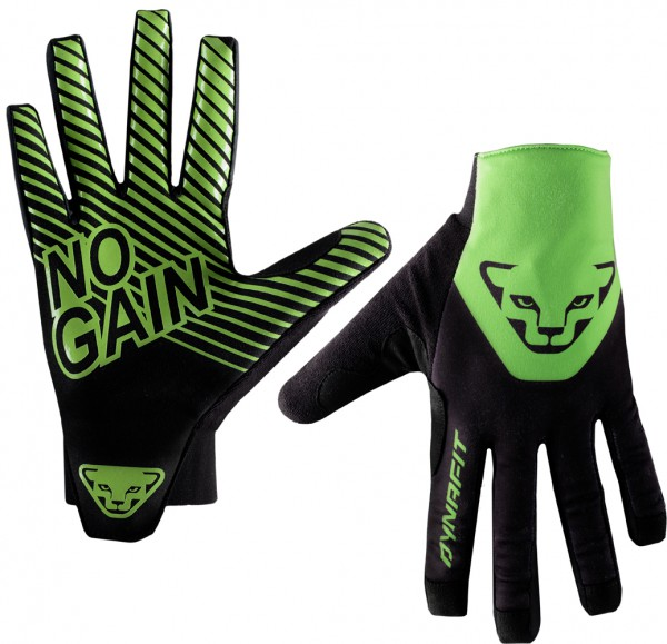 Dynafit DNA 2 Gloves Handschuhe black dna green