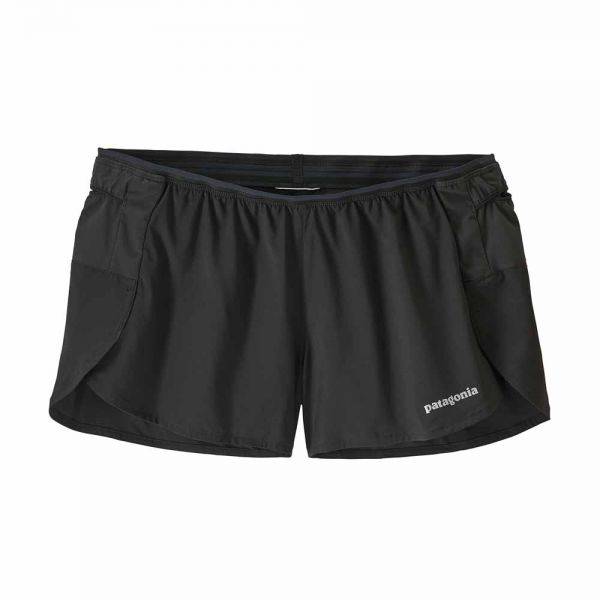 Patagonia W's Strider Pro Shorts - 3 in. black