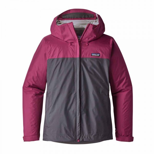 Patagonia W´s Torrentshell Jacket Regenjacke magenta