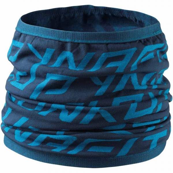 Dynafit Performance Dryarn Neck Gaiter Halsband blue deep ocean