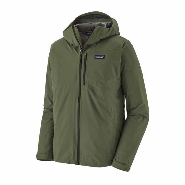 Patagonia M's Rainshadow Jacket industrial green