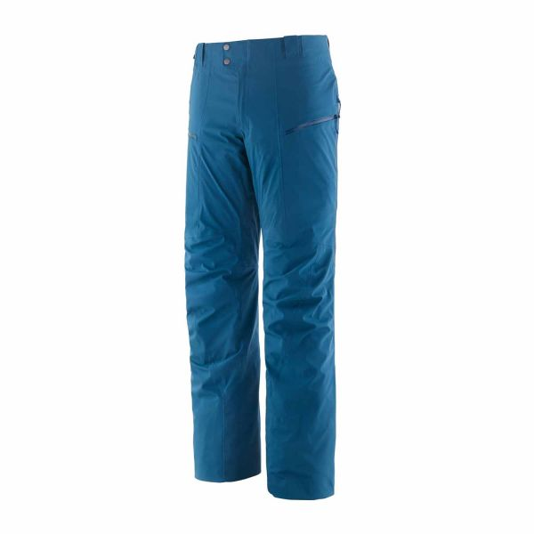 Patagonia M's Stormstride Pants Crater Blue