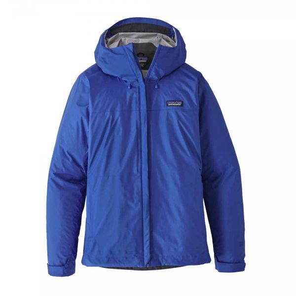 Patagonia W´s Torrentshell Jacket Damen Jacke Imperial Blue