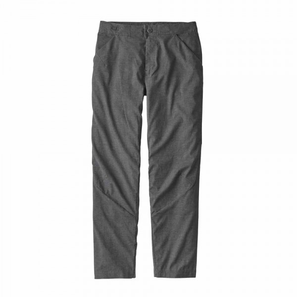 Patagonia M´s Hamp Rock Pants Herren Sporthose Forge Grey