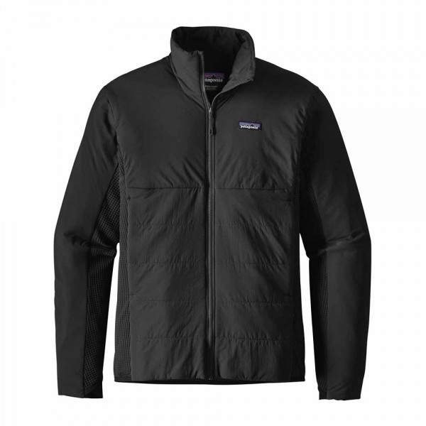 Patagonia M´s Nano-Air-Light Hybrid Jacket Männer Jacke Black
