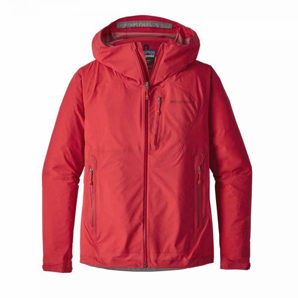 Patagonia Women Stretch Rainshadow Jacket Damen Jacke Maraschino