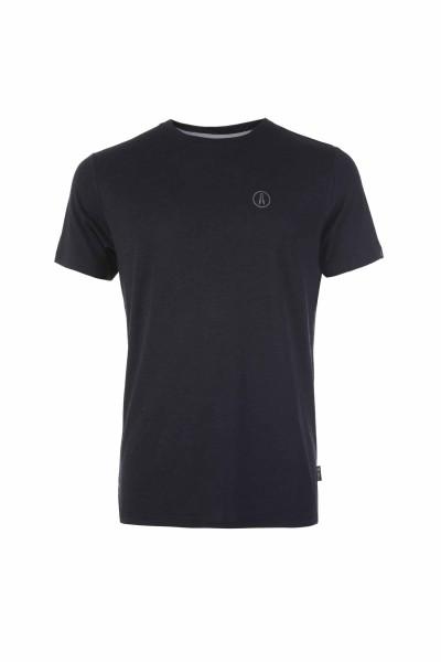 Pally'Hi T-Shirt Shears Icon Herren T-Shirt bluek fornt