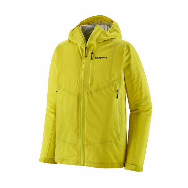 Patagonia M's Storm10 Jacket chartreuse