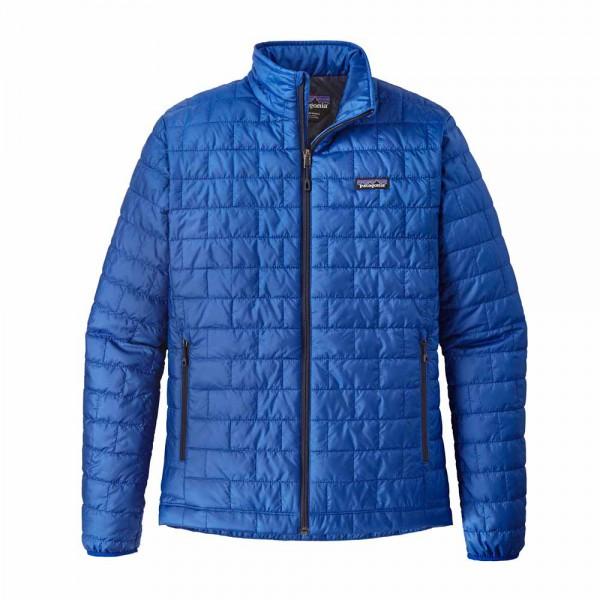 Patagonia Men Nano Puff Jacket viking blue