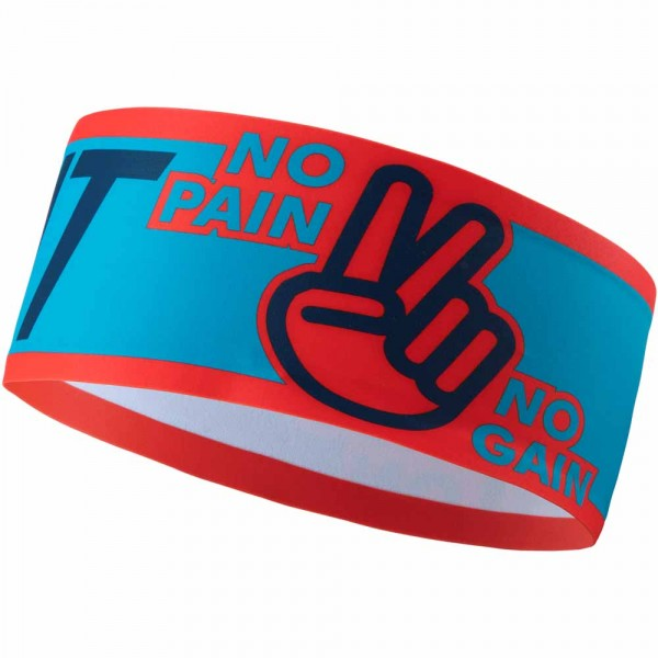 Dynafit Graphic Performance Headband Stirnband methyl blue