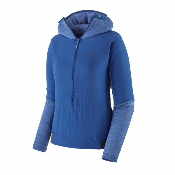 Patagonia Women´s Airshed Pro Pullover Trailrunning Windshirt