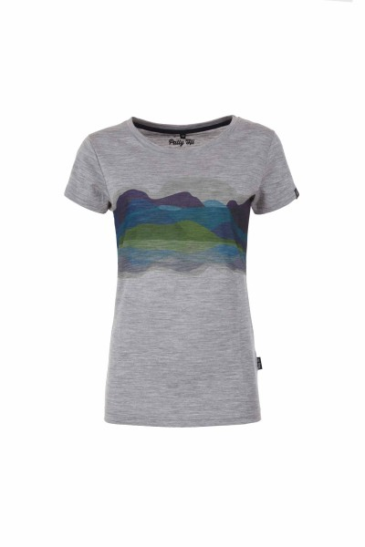 Pally'Hi T-Shirt Hellocination Damen T-Shirt