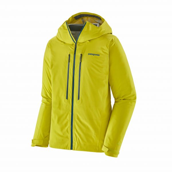 Patagonia M's Stormstride Jacket Chartreuse