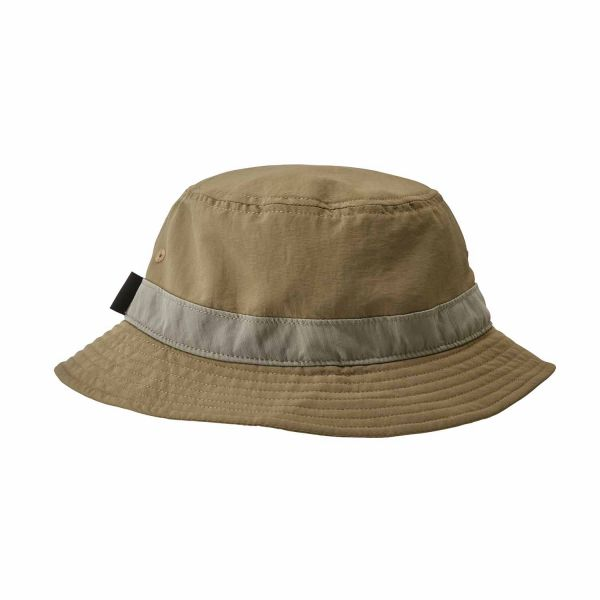 Patagonia Wavefarer Bucket Hat Ash Tan