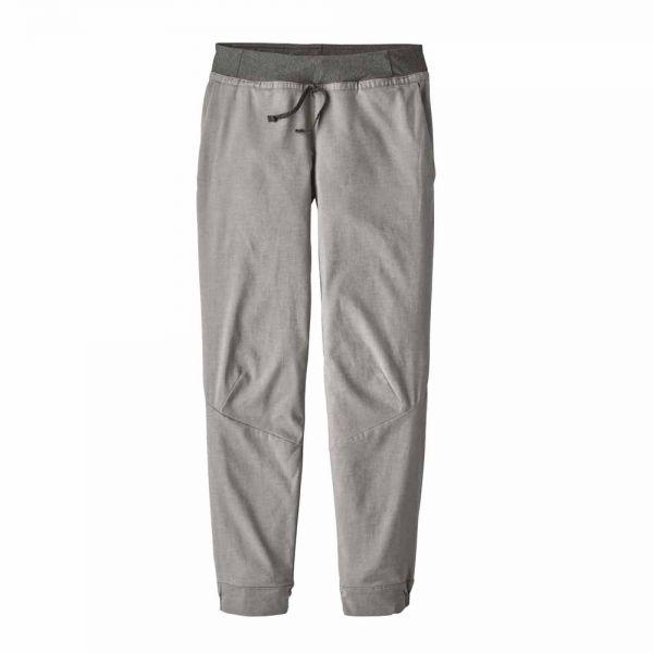 Patagonia W´s Hampi Rock Pants Damen Hose Feather Grey