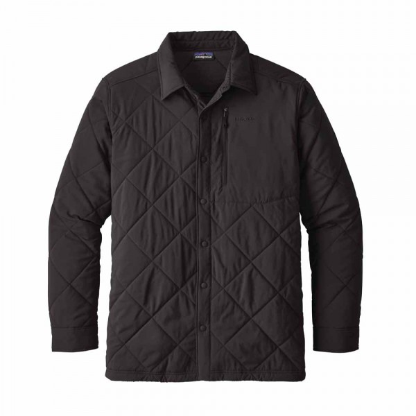 Patagonia M´s Tough Puff Shirt Jacke black