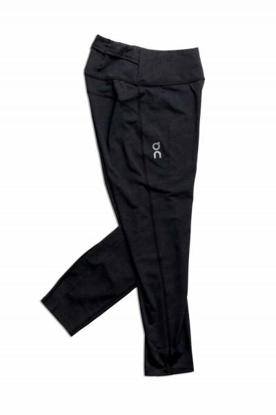 On Tights 7/8 Black Damen Hose
