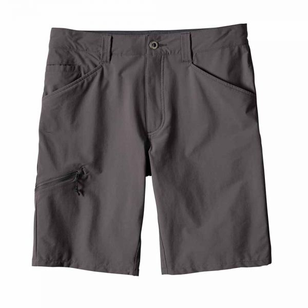 Patagonia M´s Quandary Shorts - 10 inch forge grey