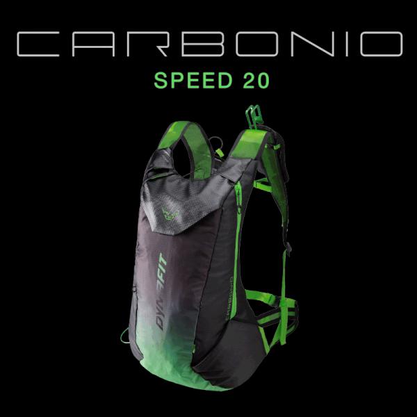 Dynafit Carbonio Speed 20 Rucksack