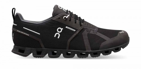 On Cloud - Black / Slate - Herren Laufschuh