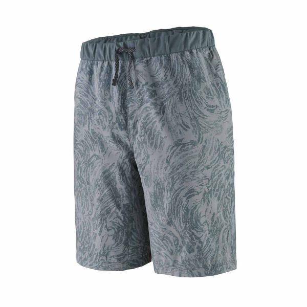 Patagonia M´s Terrebonne Shorts Rocksand: Plume Grey