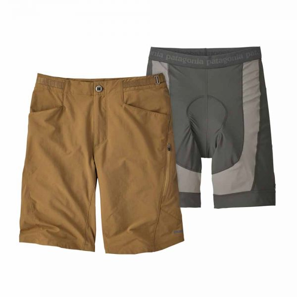 Patagonia M´s Dirt Craft Bike Shorts Herren Radhose coriander brown