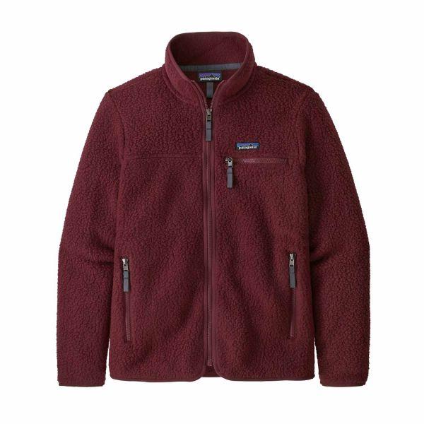 Patagonia W's Retro Pile Jacket Chicory Red