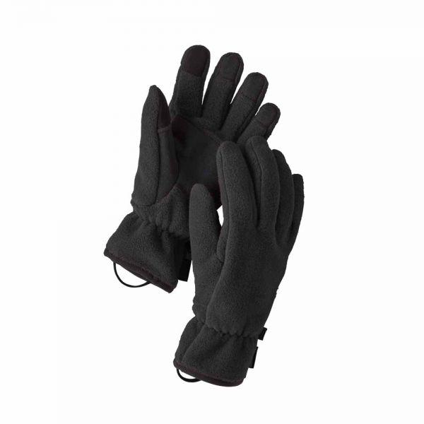 Patagonia Synchilla Gloves Black