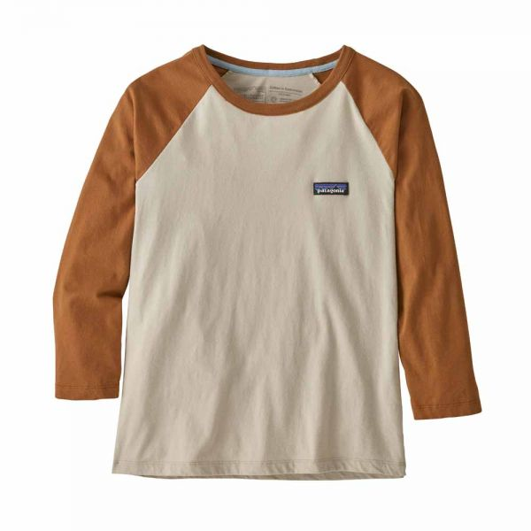 Patagonia W's Cotton in Conversion Top Pumice