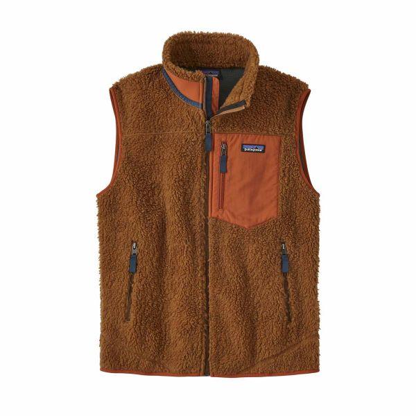 Patagonia M's Classic Retro-X Vest Bear Brown