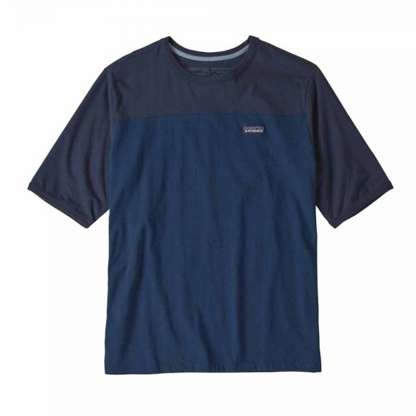 Patagonia M's Cotton in Conversion Tee stone blue