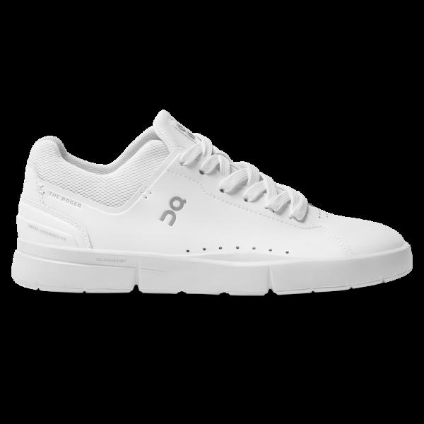 On The Roger Advantage Damen Sneaker All White