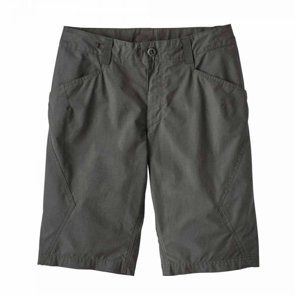 Patagonia M´s Venga Rock Shorts Herren Shorts Forge Grey