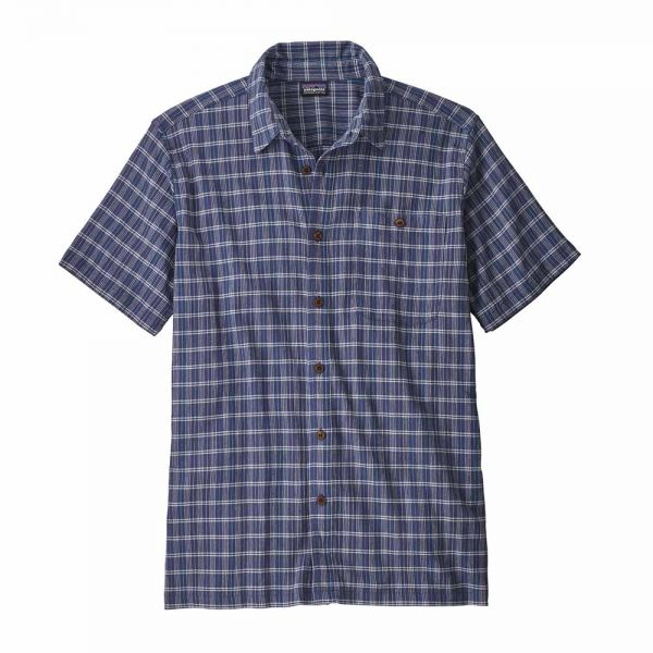 Patagonia M´s A/C Shirt Herren Shirt Perch: Dolomite Blue