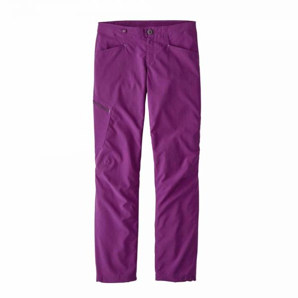 Patagonia W´s RPS Rock Pants Damen Hose Geode Purple